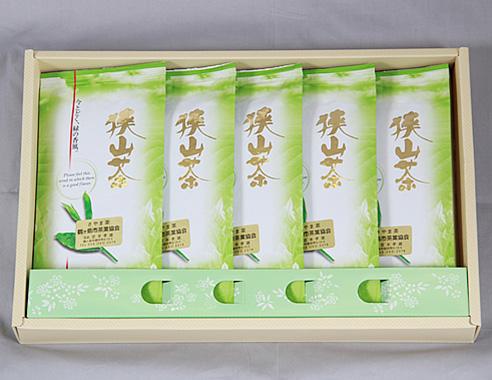 特選狭山茶セットのイメージ